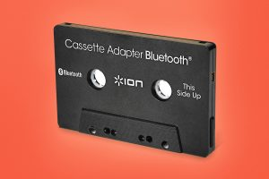 Cassette bluetooth ION