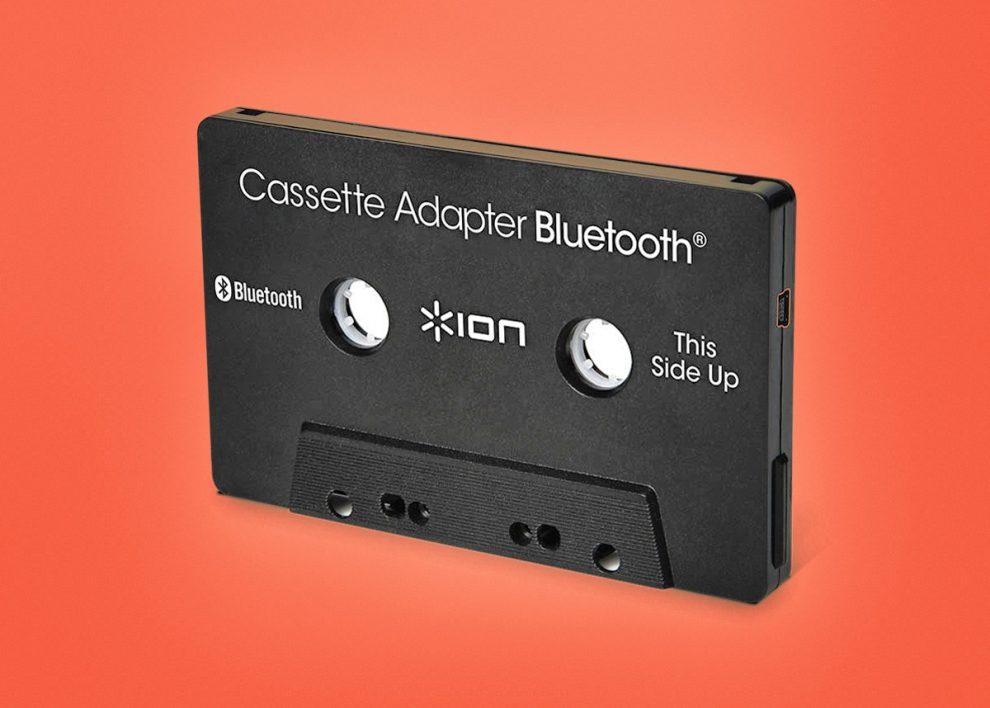 Cassette bluetooth ION