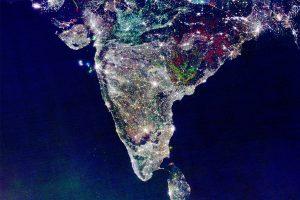 L'inde vue du ciel
