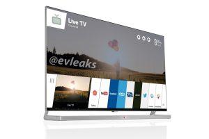 TV Connectée LG WebOS