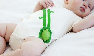 Mimo bébé connecté