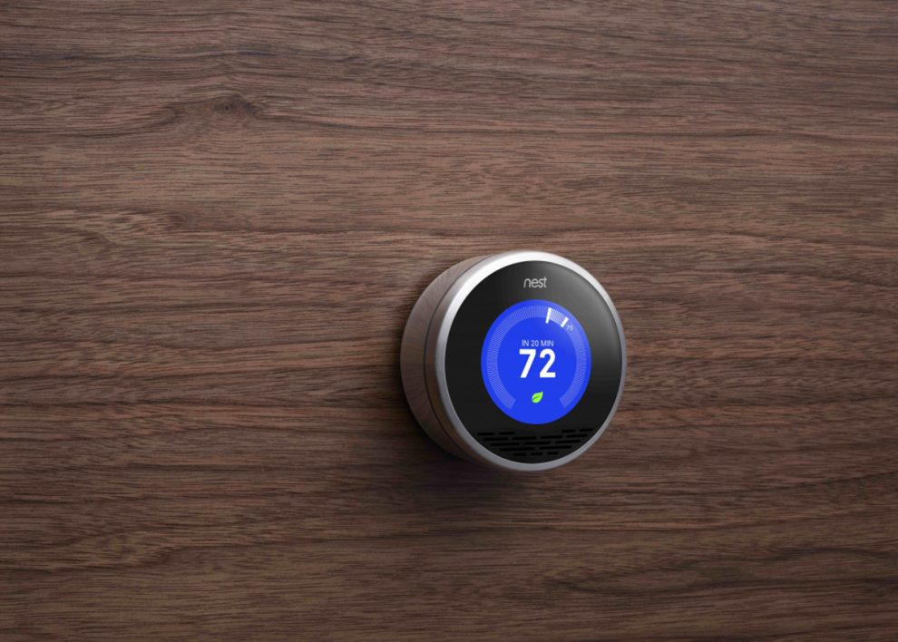 Le Thermostat Nest