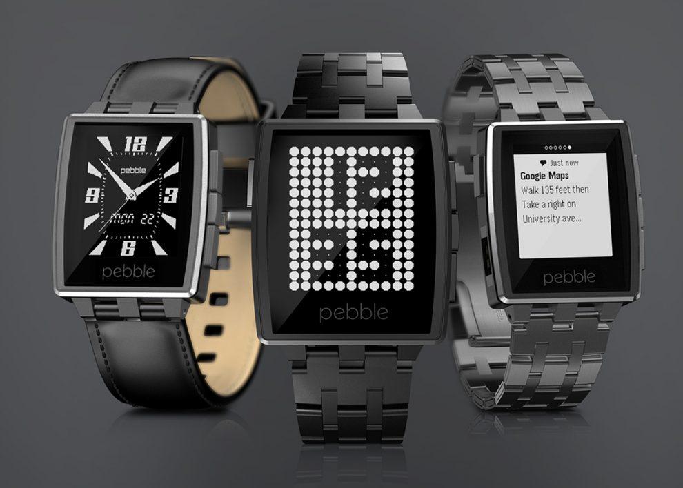 Qu'est ce qu'une smartwatch : Pebble pose la question