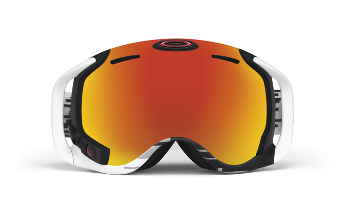 Masque Oakley Airwave 1.5