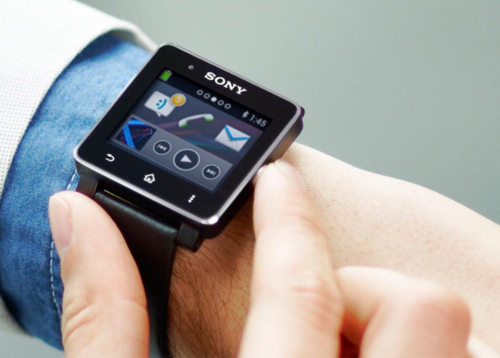 Nouvelle Smartwatch 2 de Sony