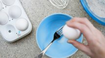 Eggminder, boite à oeufs connectée