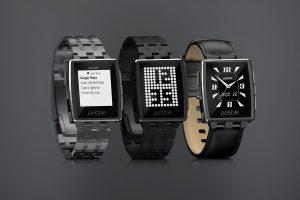 Etude Canalys : Bracelets et montres en 2014