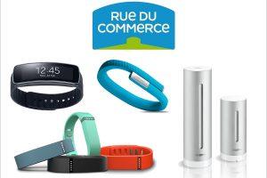 Objets connectés chez RueduCommerce