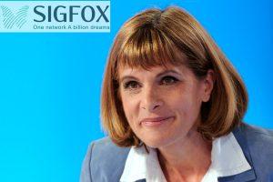 Sigfox : Anne Lauvergon