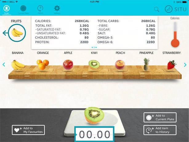 SITU : Application tablette uniquement