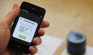 Zuta Labs : Imprimante de poche