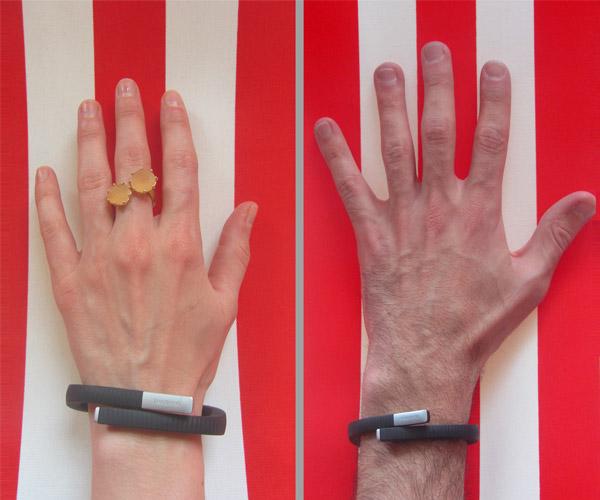 Test Jawbone UP24 : Homme / Femme