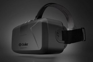 Casque Oculus Rift DK2 : Juillet 2014
