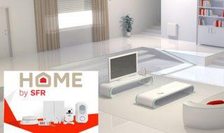 SFR Box Home : Solution domotique