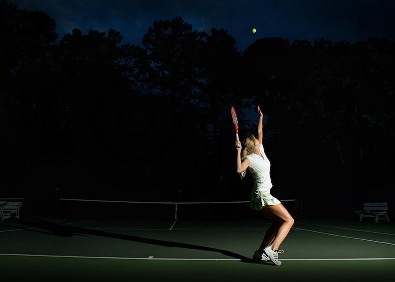 Smash, un bracelet connecté pour le tennis