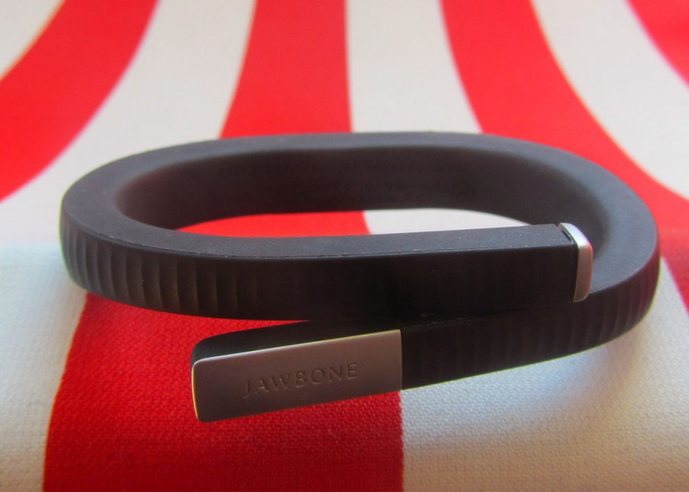 Test du Jawbone UP24