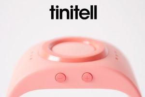 Tinitell, un bracelet connecté pour enfant