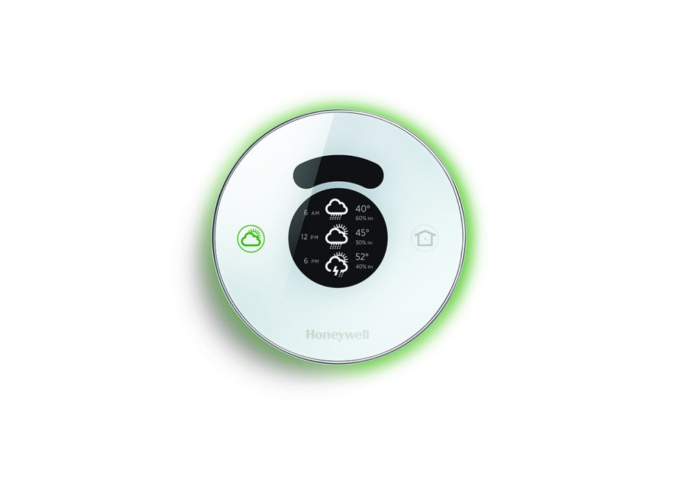 Lyric un thermostat connect pour concurrencer nest - Thermostat connecte nest ...