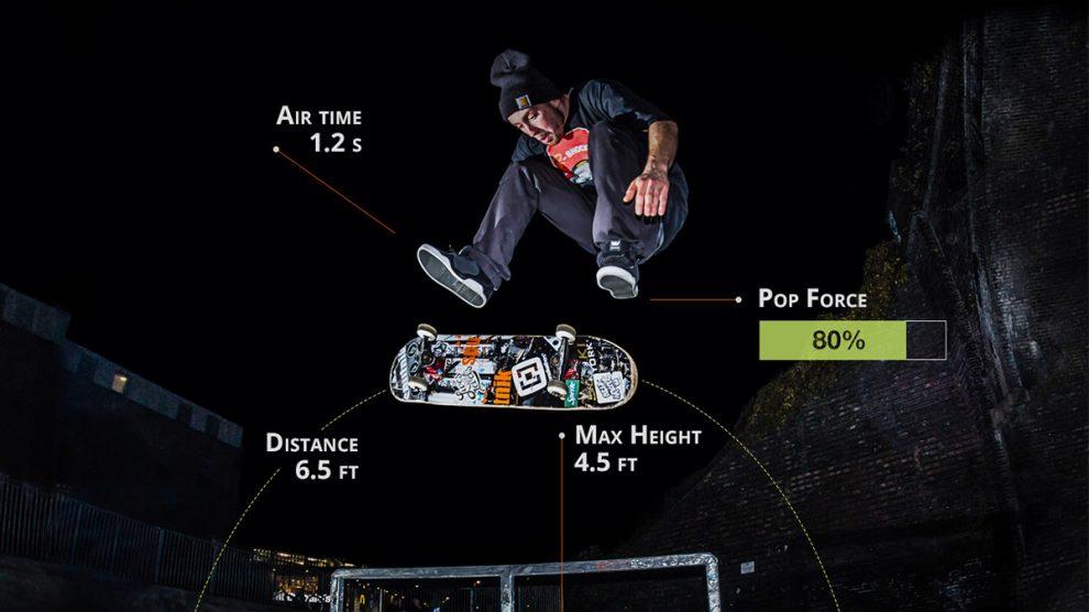 Skateboard connecté Syrmo
