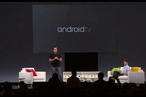 Android TV : télévision Google