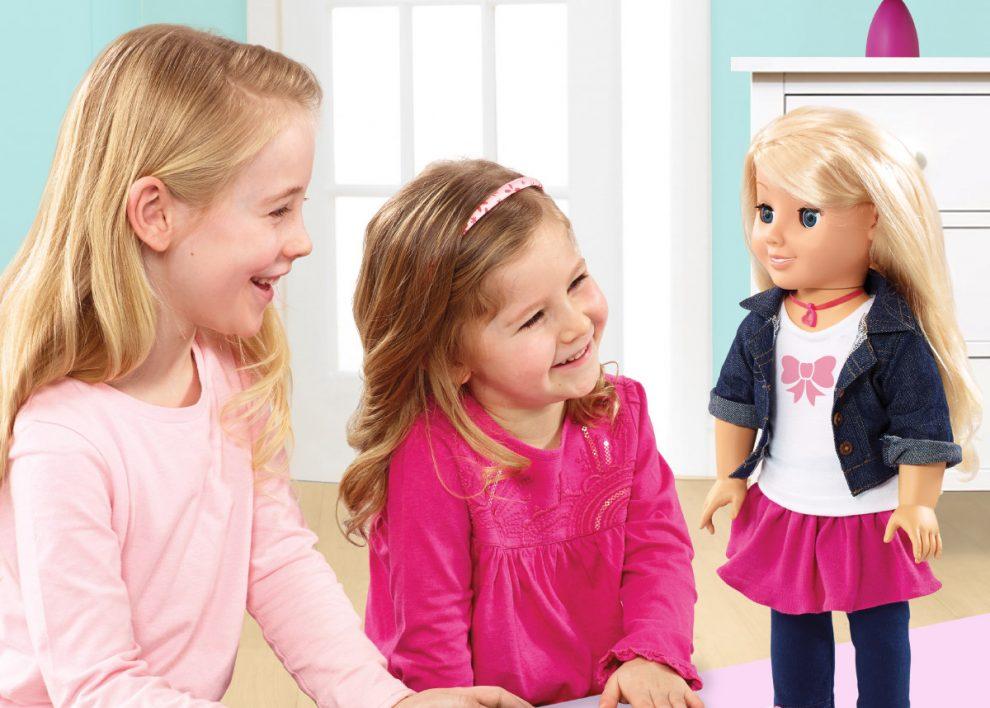 Cayla la poupée connectée