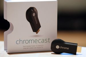 Nouveau Chromecast en vue ?