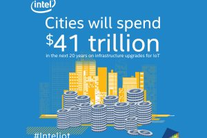Intel veut faire de San José une ville intelligente