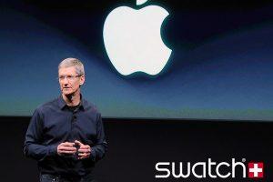 Apple : une montre connectée Swatch ?