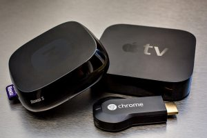 AppleTV Chromecast Roku