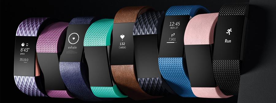 Fitbit Charge 2 meilleur bracelet 2017