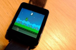 Flopsy Droid sur Android Wear