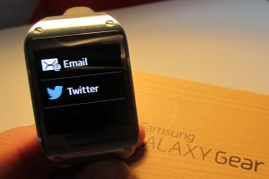 Samsung Gear S : la prochaine montre ?