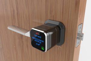 Genie Smart Lock, serrure connectée WiFi