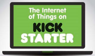 Les objets connectés sur Kickstarter