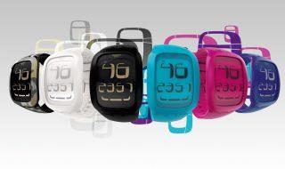 Montre connectée Swatch Touch pour 2015