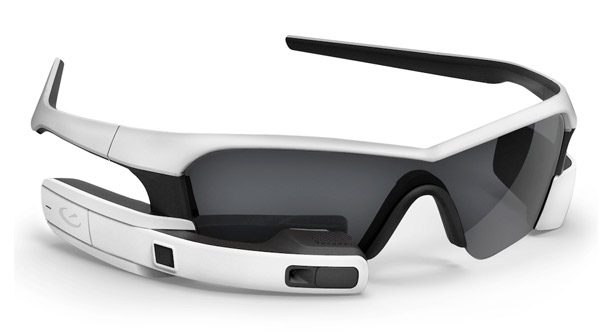 recon jet lunettes connectees