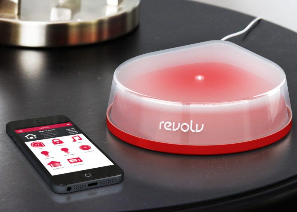 Revolv : solution domotique compatible Nest