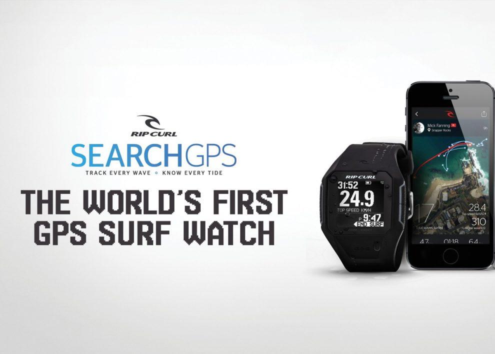 Rip Curl Search GPS : Montre connectée