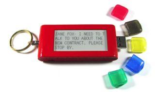 Smart Keychain, porte clé connecté