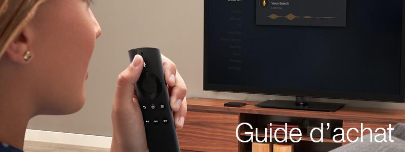 Guide d'achat des télévisions connectées