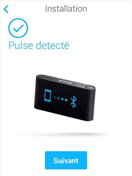 Détection Pulse O2 avec l'iPhone