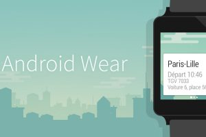Capitaine Train Android Wear