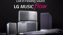 LG Music Flow, ecosystème musical