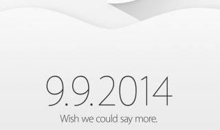 Apple : Conférence le 9 septembre pour iWatch