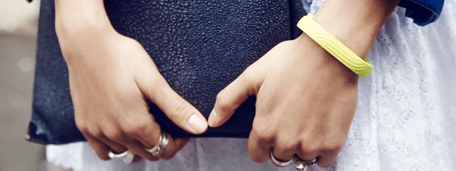 Bracelet connecté idéal régime