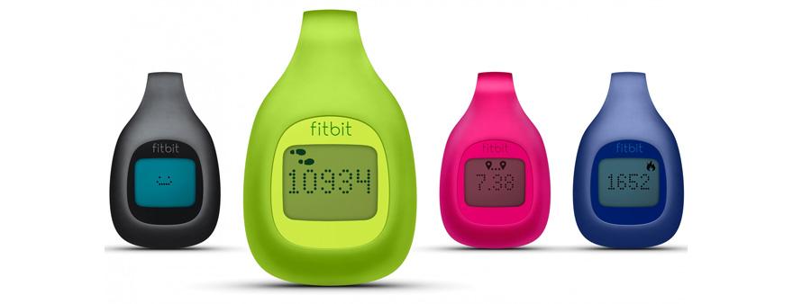 Capteur d'activité Fitbit Zip