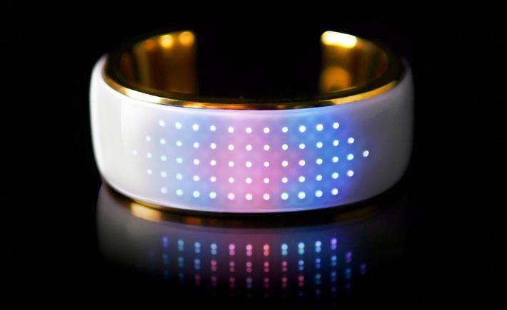 Elemoon bracelet connecté pour femme
