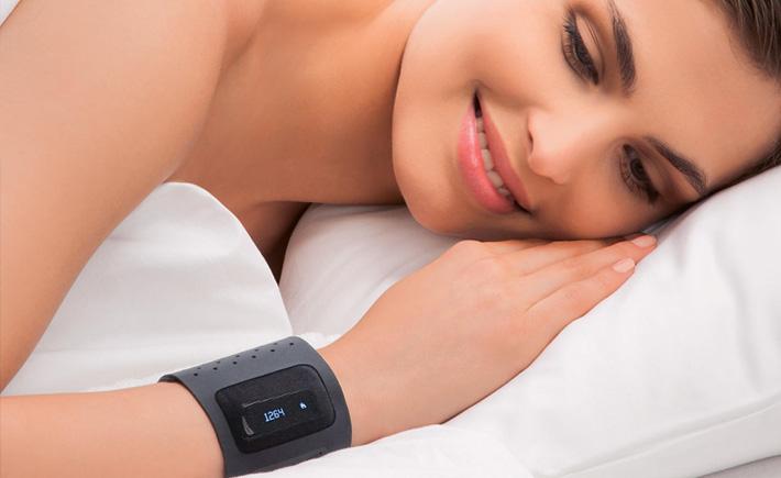 Fitbit One, bracelet sommeil