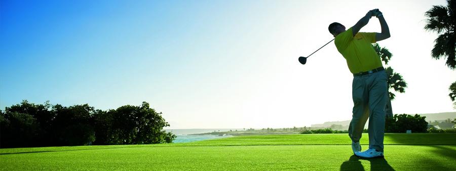 Objet connecté pour le golf