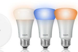 Philips Hue, ampoule connectée